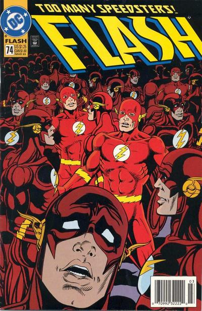 The Flash Vol 2 74
