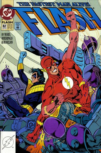 The Flash Vol 2 82