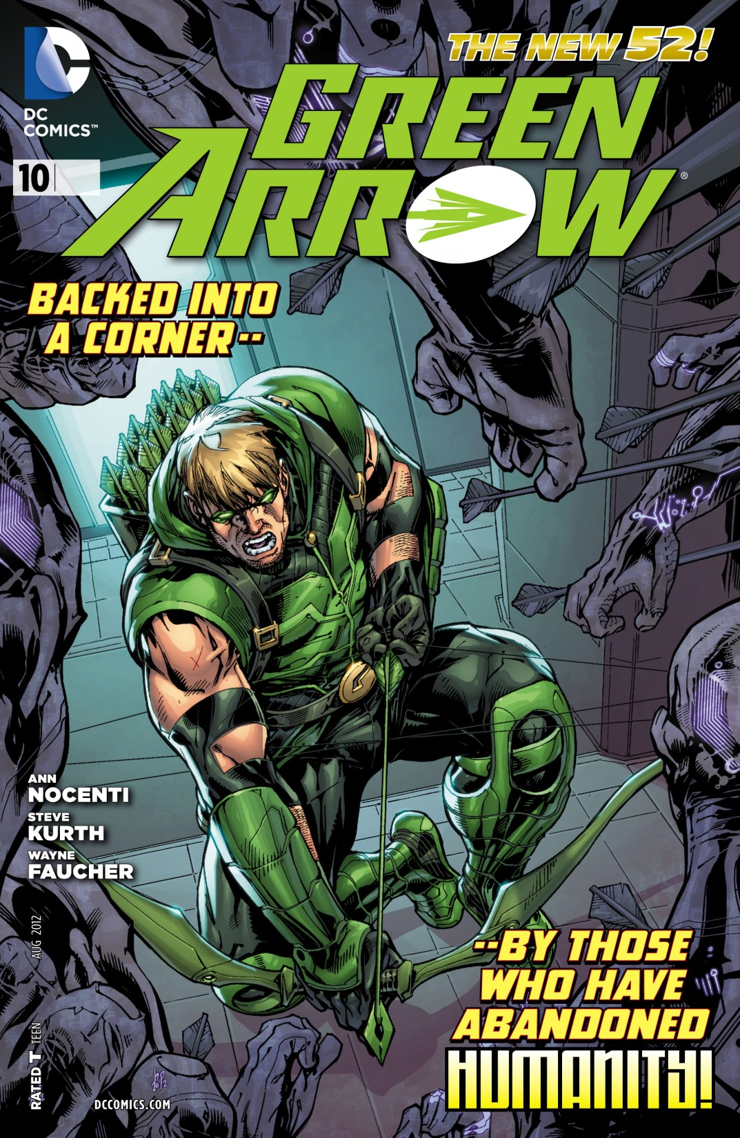 Green Arrow Vol 5 10