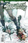 Green Arrow and Black Canary 29