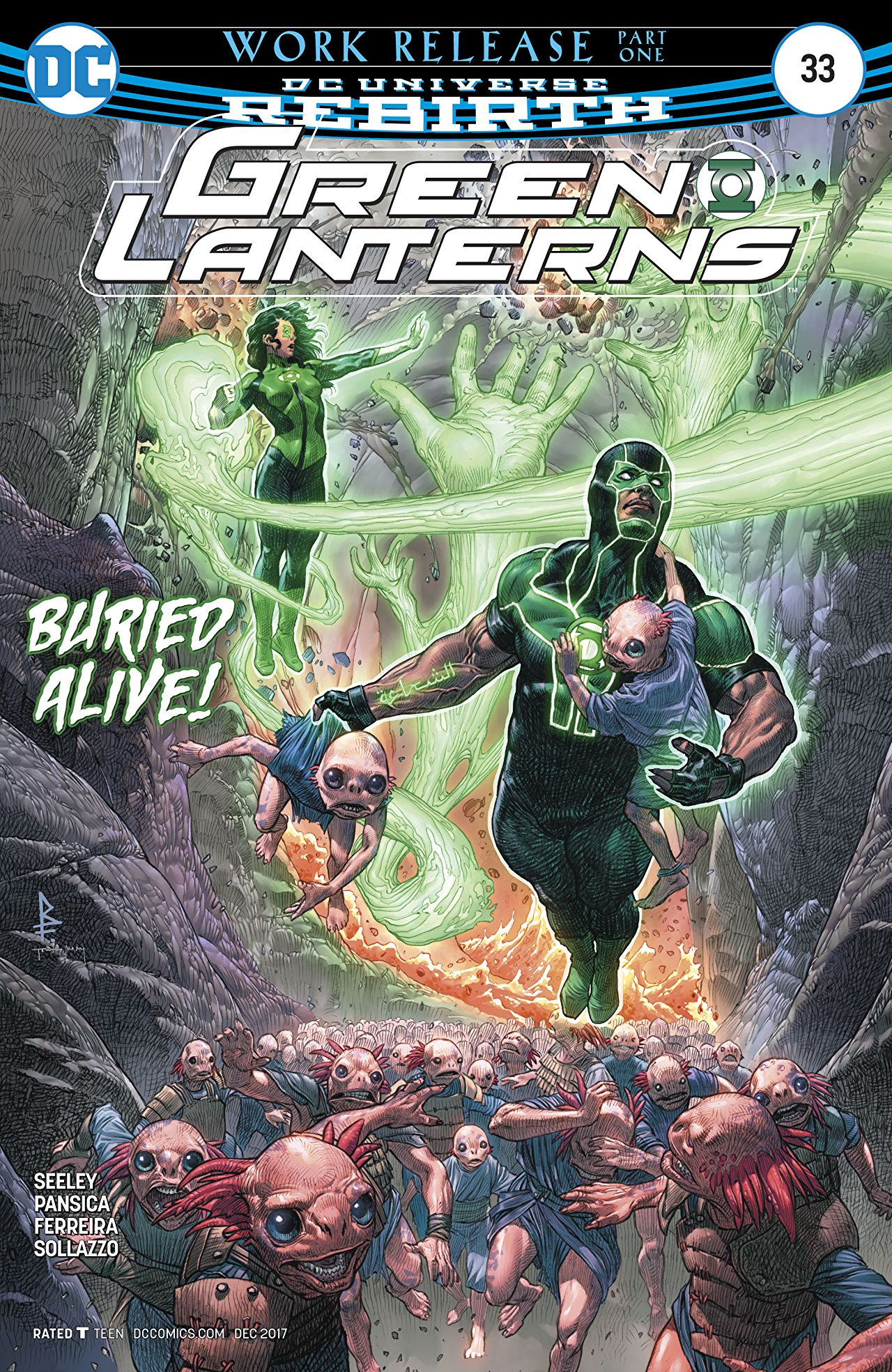 Green Lanterns Vol 1 33