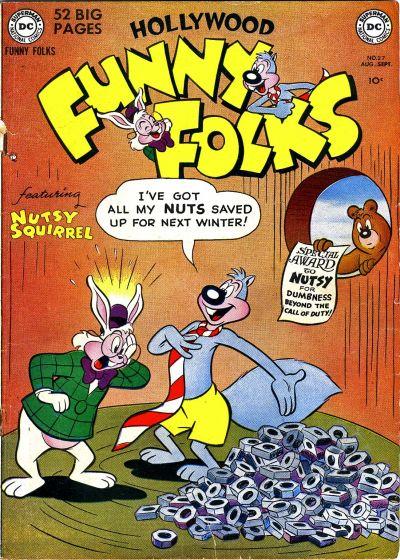 Hollywood Funny Folks Vol 1