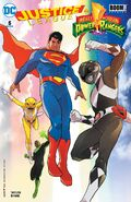 Justice League Power Rangers Vol 1 5