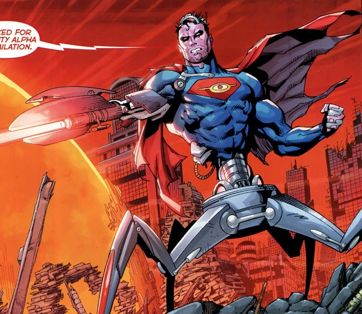 Kal-El (Futures End)