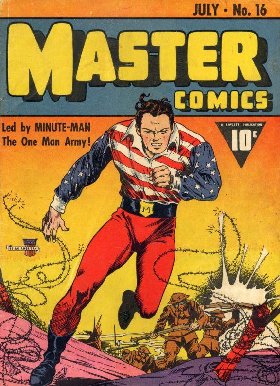 Master Comics Vol 1 16