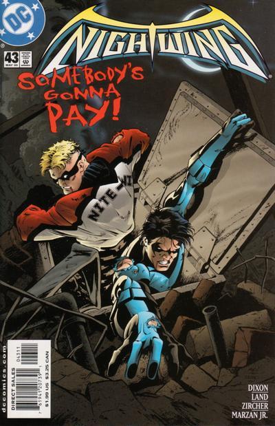 Nightwing Vol 2 43