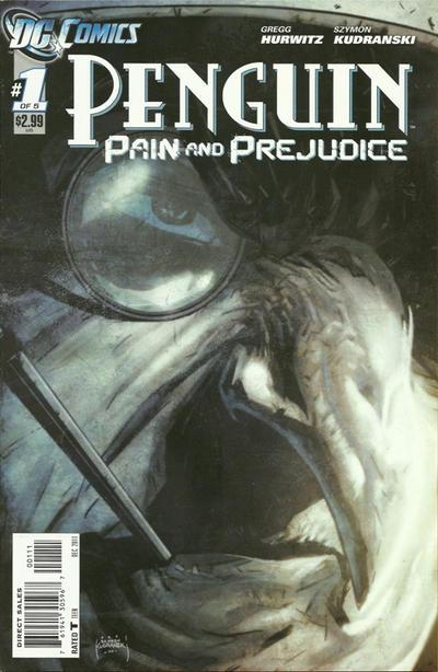 Penguin: Pain and Prejudice Vol 1 1