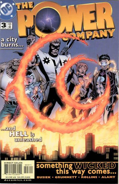 The Power Company Vol 1 3