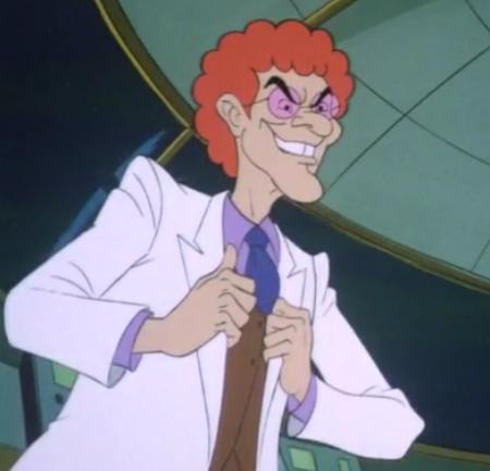 Professor Bubbles (New Adventures of Batman)