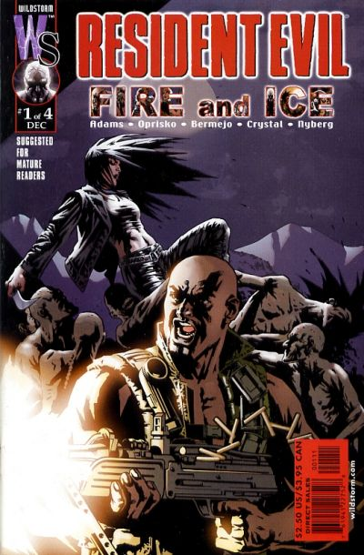Resident Evil: Fire and Ice Vol 1 1