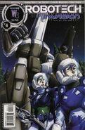 Robotech Invasion Vol 1 4