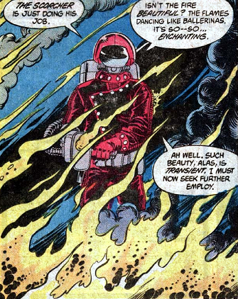 Scorcher II (Earth-One)