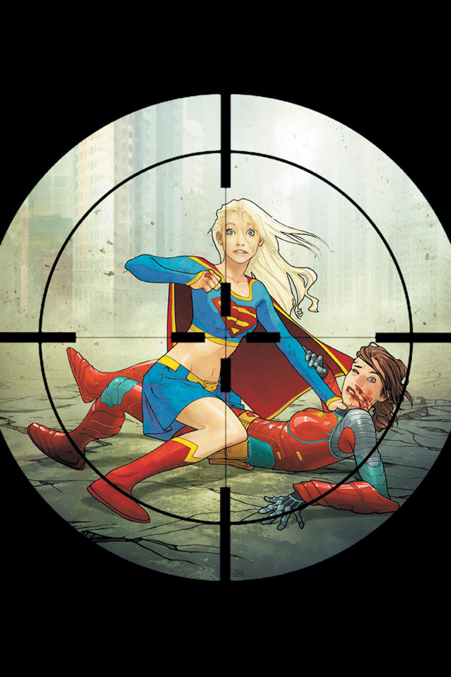 Supergirl Vol 5 45 Textless.jpg