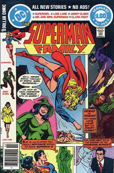 Superman Family Vol 1 205