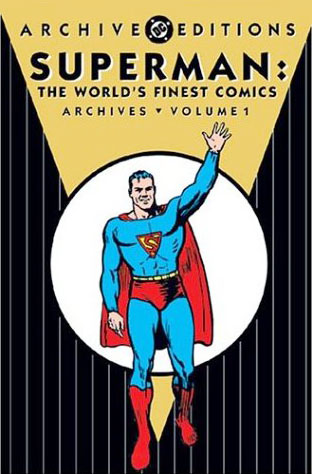 Superman: The World's Finest Comics Archives Vol. 1 (Collected)