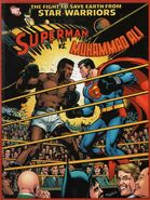 Superman Vs Muhammad Ali Fascimile Edition
