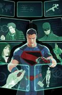 Superman and the Authority Vol 1 1 Textless