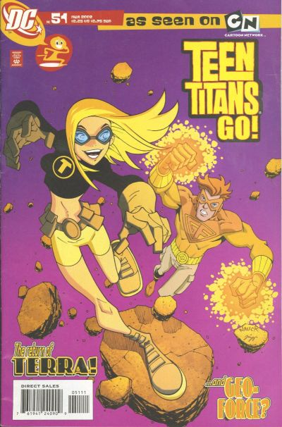 Teen Titans Go! Vol 1 51