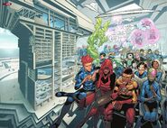Teen Titans Prime Earth 007