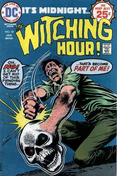 The Witching Hour Vol 1 50