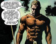 Aquaman Earth-Two Dark Multiverse Crisis on Infinite Earths 002