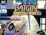 Batgirl and the Birds of Prey Vol 1 20