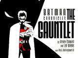 Batman Chronicles: The Gauntlet
