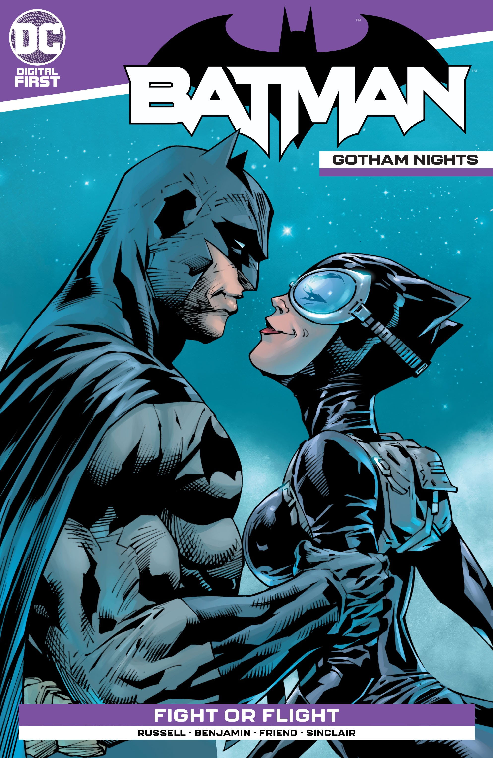 Batman: Gotham Nights Vol 1 15 (Digital)