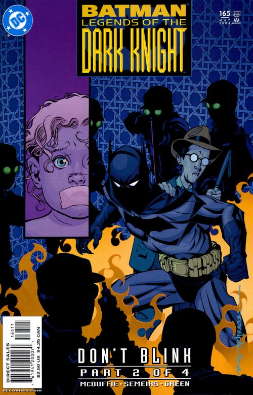 Batman: Legends of the Dark Knight Vol 1 165