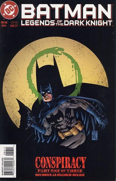 Batman: Legends of the Dark Knight Vol 1 86