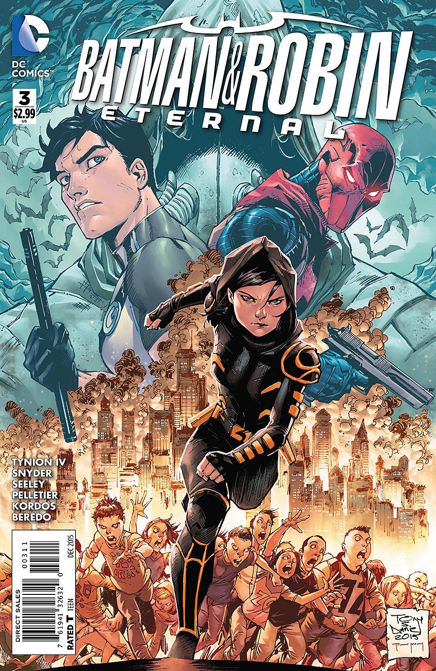 Batman & Robin Eternal Vol 1 3
