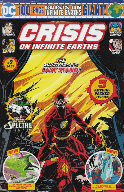 Crisis on Infinite Earths Giant Vol 1 2