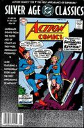 DC Silver Age Classic Action Comics 252