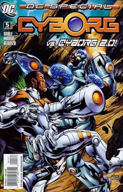DC Special: Cyborg Vol 1 5