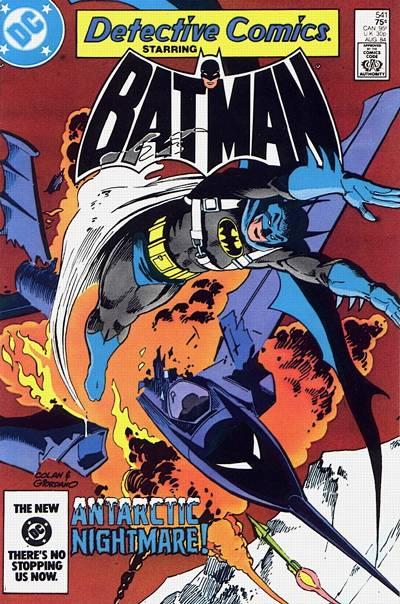 Detective Comics Vol 1 541