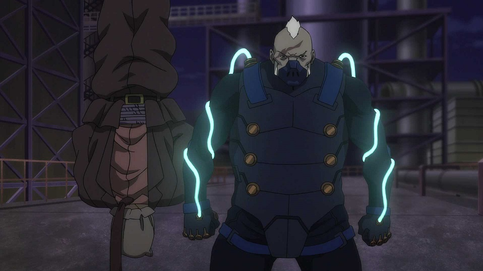 Electrocutioner (DC Animated Movie Universe)