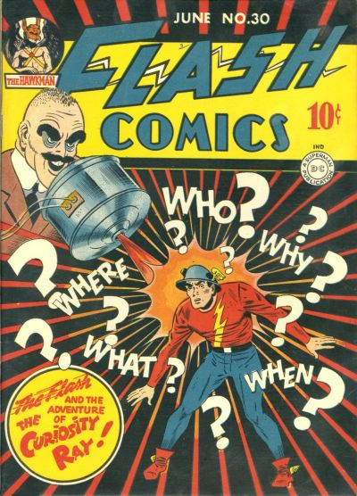 Flash Comics Vol 1 30