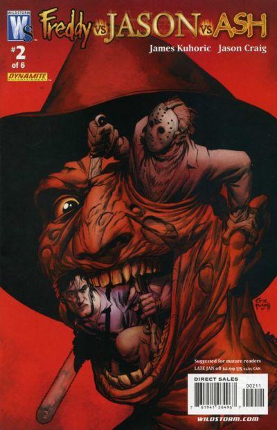 Freddy vs. Jason vs. Ash Vol 1 2