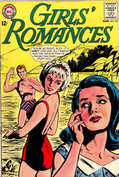 Girls' Romances Vol 1 107