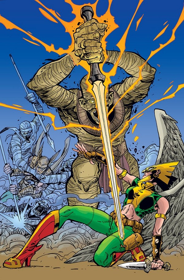 Hawkgirl Vol 1 66