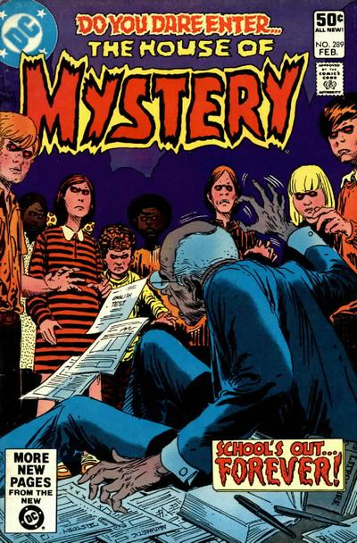 House of Mystery Vol 1 289