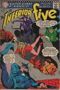 Inferior Five Vol 1 2
