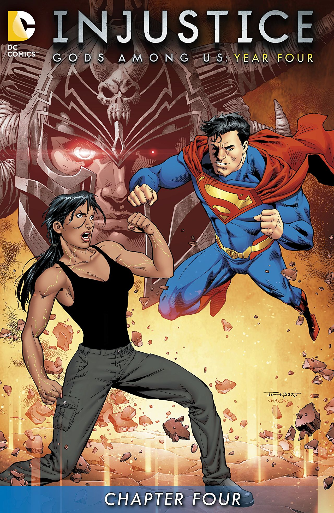 Injustice: Gods Among Us: Year Four Vol 1 4 (Digital)