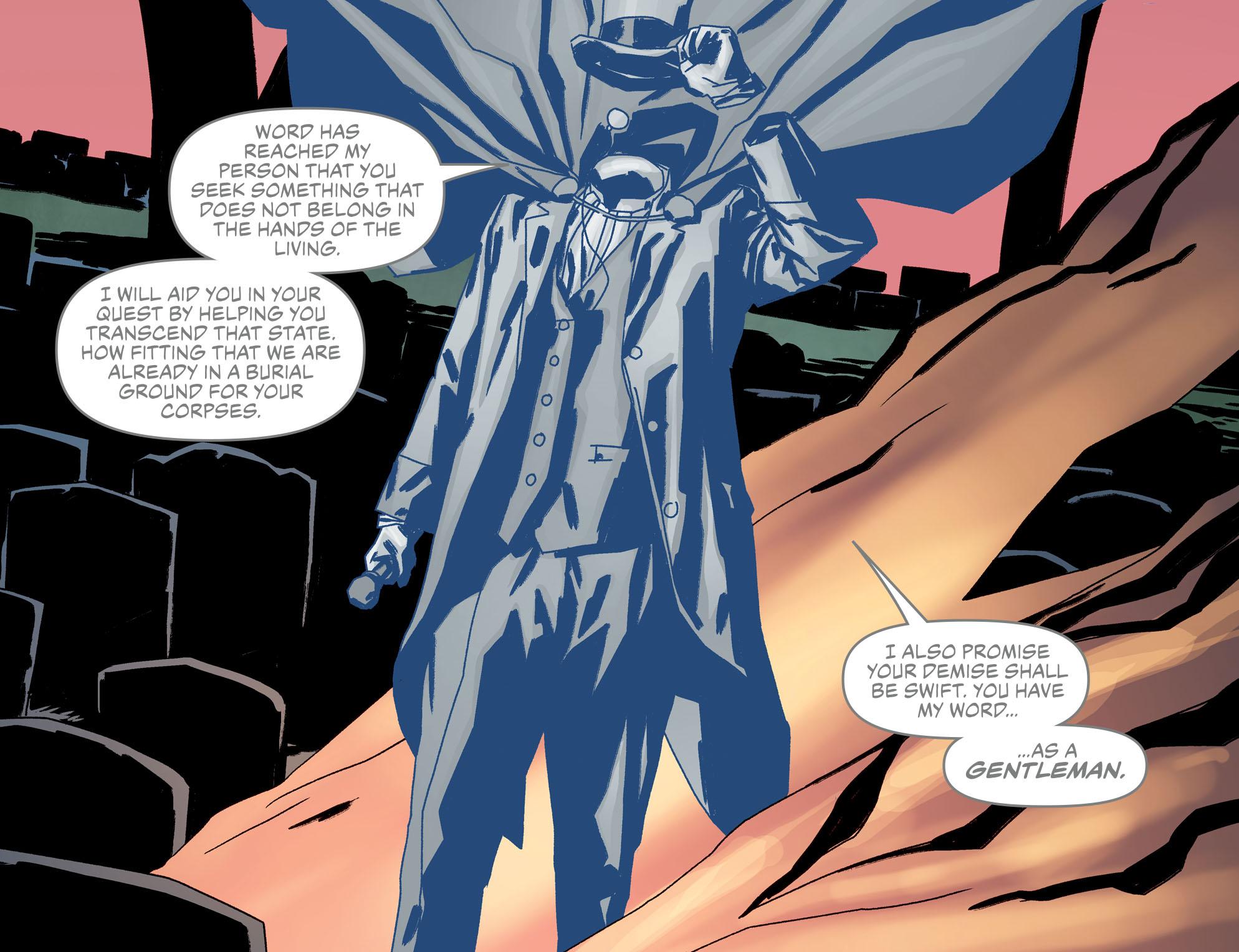 James Craddock (DC Animated Movie Universe)