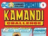 The Kamandi Challenge Special Vol 1 1