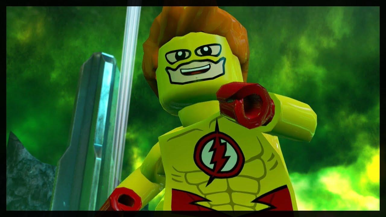 Bart Allen (Lego Batman)