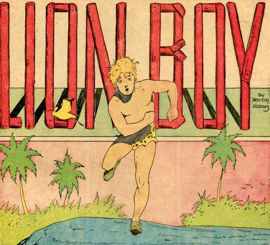 Lion Boy (Quality Universe)