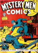 Mystery Men Comics Vol 1 14