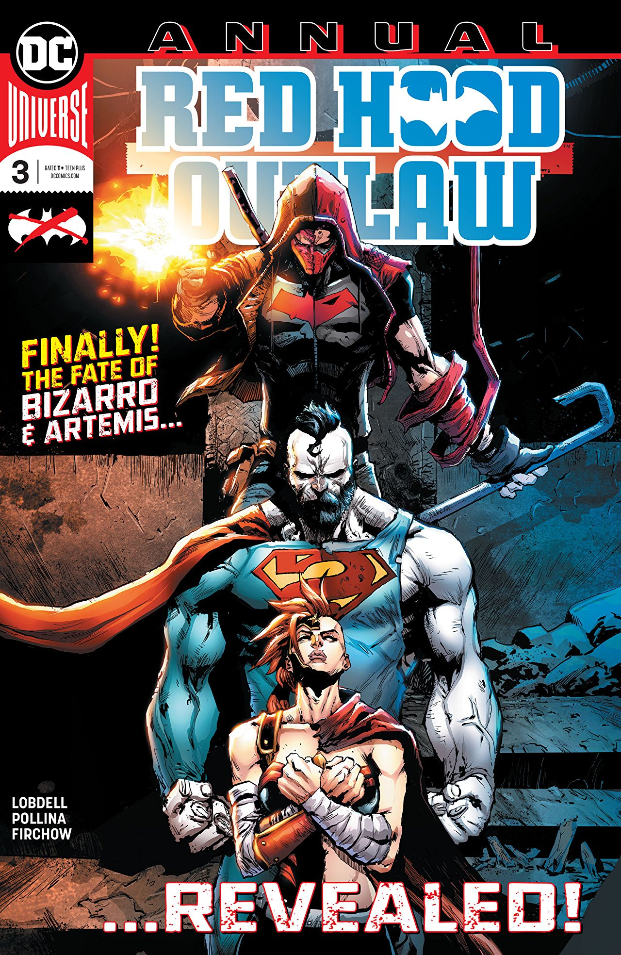 Red Hood: Outlaw Annual Vol 1 3