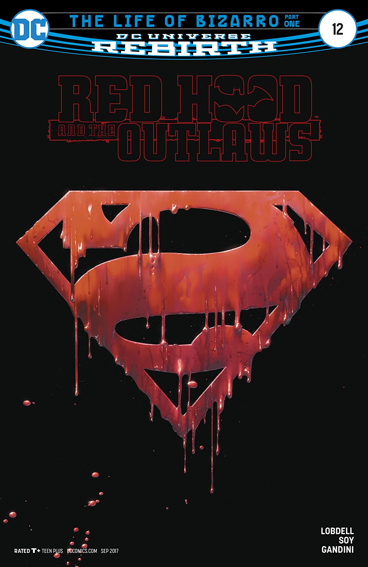 Red Hood and the Outlaws Vol 2 12